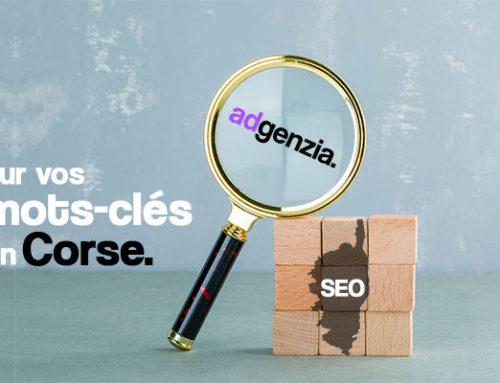 ADGENZIA: L'agence de référencement SEO en Corse